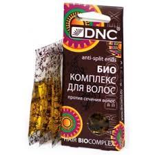 Масло для <b>волос</b> DNC <b>Биокомплекс</b> для <b>волос против сечения</b> ...