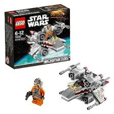 <b>LEGO Star Wars</b> Microfighters <b>75032</b> X-Wing Fighter - Entertainment ...