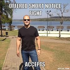 MMA Meme of the Day: Good Guy Junior Dos Santos - Cagepotato via Relatably.com