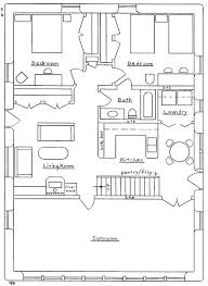 Barn Style House PlanBarn Style House