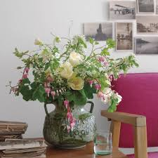 Flower Arrangements For Dining Room Table Fall Flower Arrangements Martha Stewart Natural Indoor Clipgoo