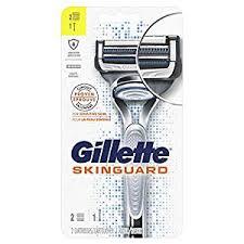 Gillette SkinGuard Men's Razor for Sensitive Skin ... - Amazon.com