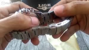 <b>LIGE</b> Watch | <b>LIGE</b> Store Online | LIGE0012 | <b>ligewatch</b>.com - YouTube