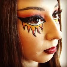 devil makeup tutorial