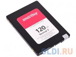 """Твердотельный <b>накопитель SSD</b> 2.5"""" 120GB <b>Smartbuy Revival</b> 3 ..."""