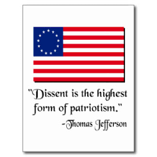 Image result for i dissent