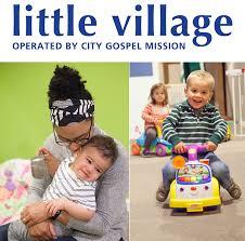 <b>Little Village</b> - City Gospel Mission
