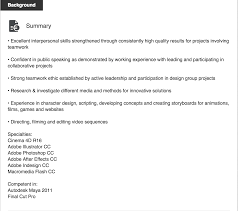 how to up your linkedin game on io summary being in the creative industry she might want to spice up her summary section instead of just listing her interpersonal skills which is hard to