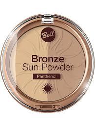 Пудра бронзирующая с пантенолом Bronze Sun Powder ...