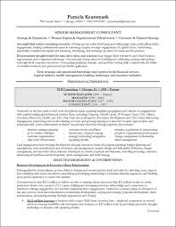 resume in business management general manager resume cv example job description sample management business operations work