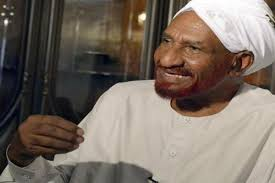 الخرطوم - عودة المهدي الى السودان بعد عامين في المنفى