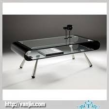 black elegant acrylic perspex coffee table with steel legs acrylic perspex furniture