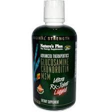 Nature's Plus, <b>Advanced Therapeutics</b>, <b>Глюкозамин, Хондроитин</b> и ...