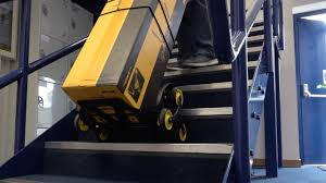 Stanley FT581 <b>Folding Stair Climber</b> - FIRST LOOK! - YouTube
