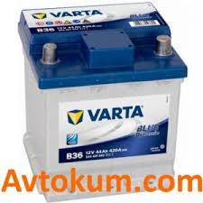 Аккумулятор <b>Varta Blue Dynamic</b> 44 R+ B36 544401042