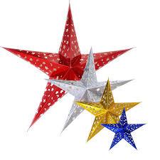 <b>1PC</b> 30cm <b>45cm</b> 60cm <b>shiny star</b> Paper lampshade lanterns flower ...