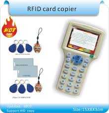Wholesale-Updated version English 10 frequency RFID Copier ID/<b>IC</b> ...