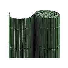Festnight <b>Double</b>-<b>Sided Garden Fence PVC</b> Screening Fence ...