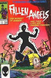 Fallen Angels (comics) - Wikipedia