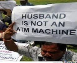 Husband Is Not An Atm Machine by notsureifgusta - Meme Center via Relatably.com
