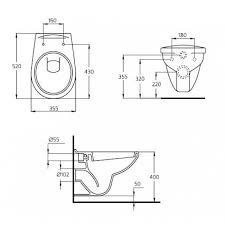 <b>Унитаз Ideal Standard Ecco</b> W740601 подвесной в Москве по ...