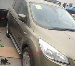 <b>Пороги</b> для Ford Kuga II 2013-: купить в интернет магазине