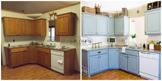 painted blue kitchen cabinets house:  images about milk painted kitchens on pinterest miss mustard seeds green cabinets and black milk