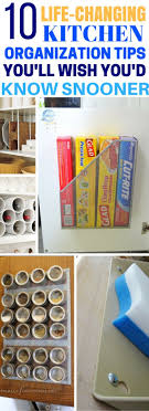 must see organization skills pins staying organized time 10 life changing kitchen organization tips that can be done