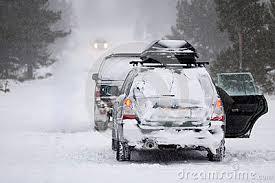 Afbeeldingsresultaat voor auto's in de winter