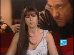 Interview with <b>Monica Bellucci</b> (FRANCE 24) - YouTube