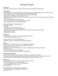 emergency medical technician resume sample  seangarrette cox ray tech resume  x   emergency medical technician resume