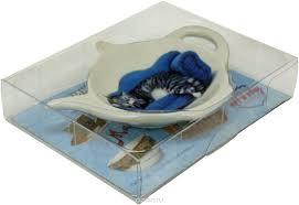 """<b>Подставка для чайных пакетиков Gift</b>'n'Home """"Кот"""" — купить в ..."""