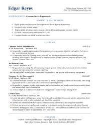 customer service resume customer service resume templates customer service resume sample 01
