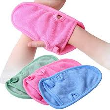 EudoUS 3PCS <b>Bathing</b> Gloves Unisex <b>Shower Bathroom</b> Skin Face ...