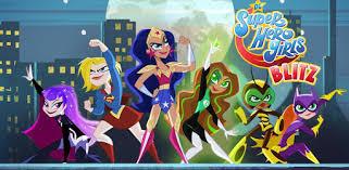 DC <b>Super Hero</b> Girls Blitz - Apps on Google Play