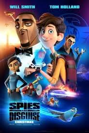 Spies in Disguise (2019) - Rotten Tomatoes