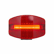 Grateful Red <b>USB bike tail light</b> - Planet <b>Bike</b>