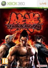 Tekken 6 RGH Español Xbox 360 [Mega, Openload+]