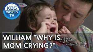 "William ""Take <b>me</b> to <b>mom</b>"" [The Return of <b>Superman</b>/2018.12.09 ..."