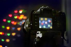 Как создать фигурное боке - Я - Фотограф!