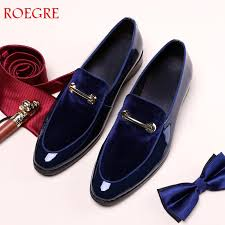 <b>New Men Dress</b> Shoes Shadow Patent Leather Luxury Fashion ...