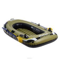 <b>Лодка надувная Jilong Fishman</b> 200 set гребная, мест 2 (макс. 190 ...