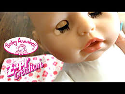 <b>Zapf Creations Baby Annabell</b> Doll Details, Feeding, Crying, and ...