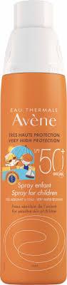 <b>Солнцезащитный спрей для детей</b> Avène SPF 50+ | Термальная ...