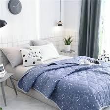 Winter Summer Quilt <b>Breathable</b> Bedding Blankets <b>Adults Children</b> ...