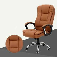 Comfortable household <b>leather office</b> computer chair fashion simple ...