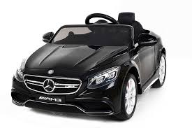 <b>Электромобиль Harleybella Mercedes</b>-<b>Benz S63</b> Luxury - HL169 ...