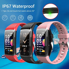 <b>Smart Sport Men</b> Women Bracelet R12 Heart Rate Blood Pressure ...