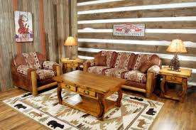 Upholstery Living Room Furniture Fabric Upholstery Country Home Furniture Ranch Style Decorating