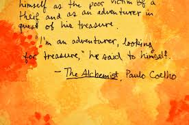 why the alchemist is my favorite book